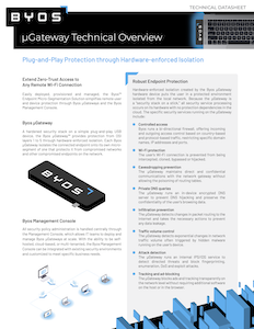 µGateway Technical Overview